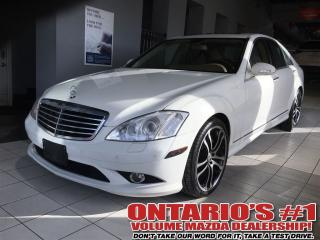 Used 2009 Mercedes-Benz S-Class 4dr Sdn 4.7L V8 4MATIC-TORONTO for sale in North York, ON