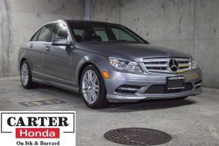 Used 2011 Mercedes-Benz C-Class C250 4MATIC AWD + LOCAL + LOW KMS! + SUNROOF! for sale in Vancouver, BC