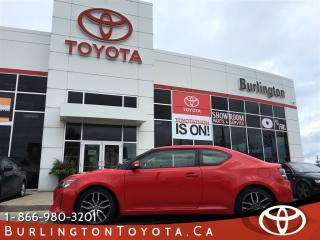 Used 2014 Scion tC SUNROOF. LOW LOW KM'S for sale in Burlington, ON