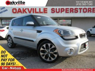 Used 2013 Kia Soul 2.0L 4U | LEATHER | SUNROOF | B/U CAM | NAVI for sale in Oakville, ON