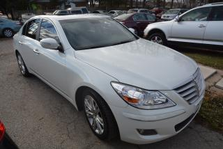 Used 2009 Hyundai Genesis V-8 for sale in Hornby, ON
