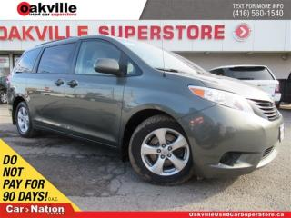 Used 2014 Toyota Sienna 7 Pass   A/C   POWER WINDOWS   DUAL CLIMATE for sale in Oakville, ON