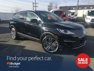 Used 2016 Lincoln MKC All Wheel Drive, Auto Park, Navigation for sale in Vancouver, BC
