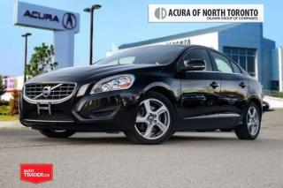 Used 2012 Volvo S60 T5 A Level 1 Local~ Accident Free| for sale in Thornhill, ON
