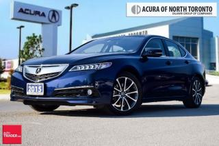 Used 2015 Acura TLX 3.5L P-AWS w/Elite Pkg Like NEW  Black Friday Pric for sale in Thornhill, ON