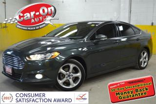 Used 2016 Ford Fusion SE w/201E SPORT APPEARANCE PACKAGE for sale in Ottawa, ON