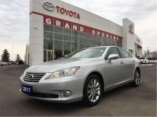 Used 2011 Lexus ES 350 Base for sale in Pickering, ON