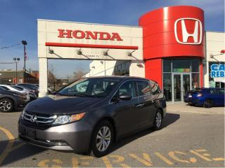 Used 2015 Honda Odyssey EX-L w/RES, original Roadsport vehicle for sale in Scarborough, ON