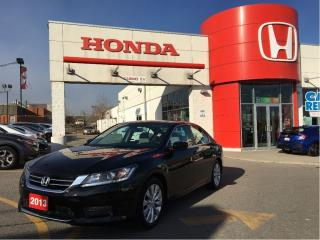 Used 2013 Honda Accord Sedan LX, rare manual transmission, new battery for sale in Scarborough, ON