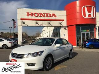 Used 2013 Honda Accord Sedan EX-L, original Roadsport car, one owner for sale in Scarborough, ON