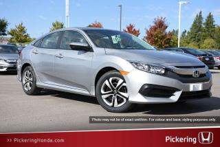 Used 2017 Honda Civic Sedan EX CVT HS for sale in Pickering, ON