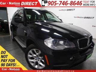 Used 2013 BMW X5 xDrive35i| LEATHER| PANO ROOF| NAVI| for sale in Burlington, ON
