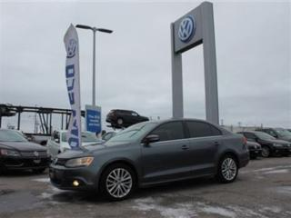 Used 2012 Volkswagen Jetta 2.0 TDI Highline w/ Navigation!! for sale in Whitby, ON