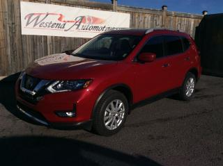 Used 2017 Nissan Rogue SV for sale in Stittsville, ON
