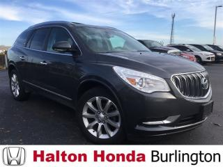 Used 2014 Buick Enclave PREMIUM|JUST IN|ACCIDENT FREE for sale in Burlington, ON