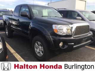 Used 2005 Toyota Tacoma BASE V6|JUST IN for sale in Burlington, ON