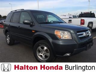 Used 2006 Honda Pilot EX-L|JUST IN for sale in Burlington, ON