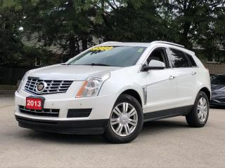 Used 2013 Cadillac SRX Luxury |LEATHER |NAVIGATION |BACKUP CAM for sale in Stoney Creek, ON