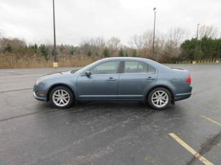 Used 2012 Ford Fusion SEL FWD for sale in Cayuga, ON