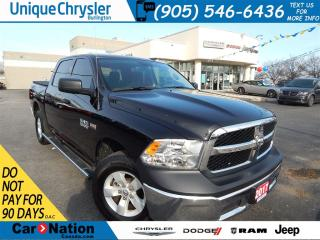 Used 2017 Dodge Ram 1500 ST|4X4|BACK UP CAM| LOW KM!!! for sale in Burlington, ON