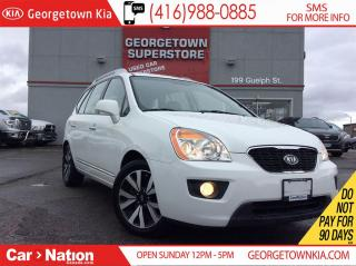 Used 2012 Kia Rondo EX-Premium 7-Seater | LEATHER | ROOF | for sale in Georgetown, ON