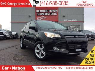 Used 2016 Ford Escape SE | 1.6L | HEATED SEATS | CLEAN CARPROOF | for sale in Georgetown, ON