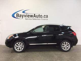 Used 2013 Nissan Rogue SV- AWD|HITCH|A/C|BLUETOOTH|CRUISE|CLEAN CARPROOF! for sale in Belleville, ON