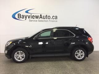 Used 2017 Chevrolet Equinox LT- AWD|REM STRT|SUNROOF|NAV|PIONEER|PWR LIFTGATE! for sale in Belleville, ON