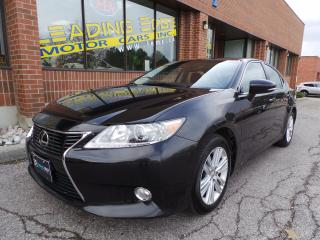 Used 2014 Lexus ES 350 leather, heated/ventilated front seats for sale in Woodbridge, ON