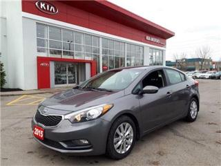 Used 2015 Kia Forte 1.8L LX+ for sale in Newmarket, ON