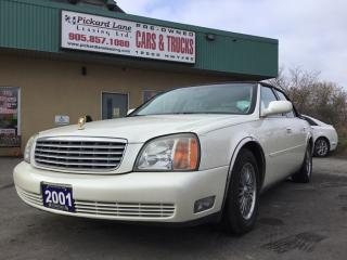 Used 2001 Cadillac DeVille Base for sale in Bolton, ON