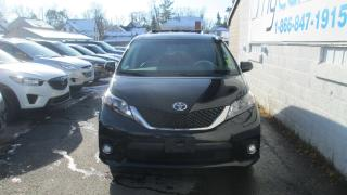 Used 2013 Toyota Sienna SE 8 Passenger for sale in Kingston, ON