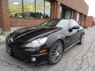 Used 2010 Mercedes SLK-Class Rare 2 Look Limited Edition! 1 of 25 made for Canada! for sale in Woodbridge, ON