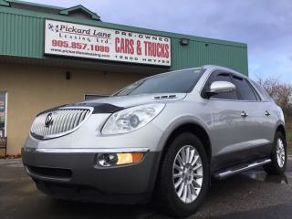Used 2010 Buick Enclave CXL for sale in Bolton, ON