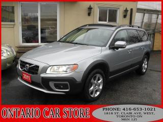 Used 2011 Volvo XC70 T6 AWD POLESTAR EDITION for sale in Toronto, ON