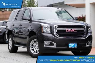 New 2018 GMC Yukon SLE Power Driver's Seat, Heated Seats, 9 Seats for sale in Port Coquitlam, BC