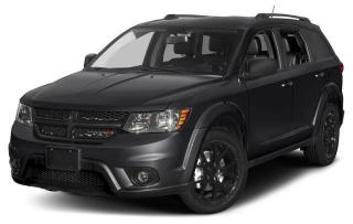 New 2018 Dodge Journey GT for sale in Abbotsford, BC
