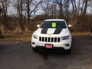 Used 2014 Jeep Grand Cherokee Laredo for sale in Morrisburg, ON