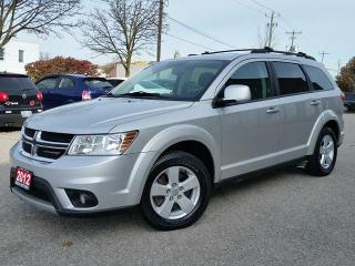Used 2012 Dodge Journey SXT FWD 7 passenger seating for sale in Cambridge, ON