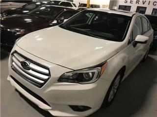 Used 2015 Subaru Legacy Touring PKG MOONROOF REAR CAM for sale in Mississauga, ON