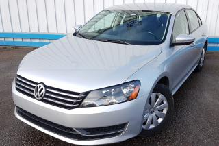 Used 2013 Volkswagen Passat Trendline *HEATED SEATS* for sale in Kitchener, ON