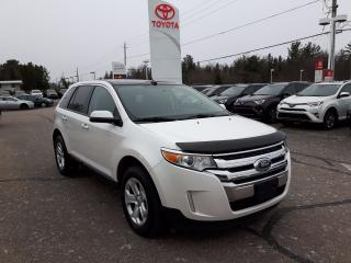 Used 2014 Ford Edge SEL with Navigation for sale in Ottawa, ON