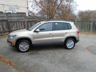 Used 2016 Volkswagen Tiguan Speacal Edition for sale in Orillia, ON