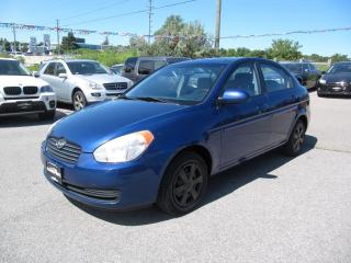 Used 2006 Hyundai Accent GLS AUTO , AIR for sale in Newmarket, ON
