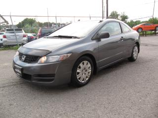 Used 2009 Honda Civic DX AUTO for sale in Newmarket, ON