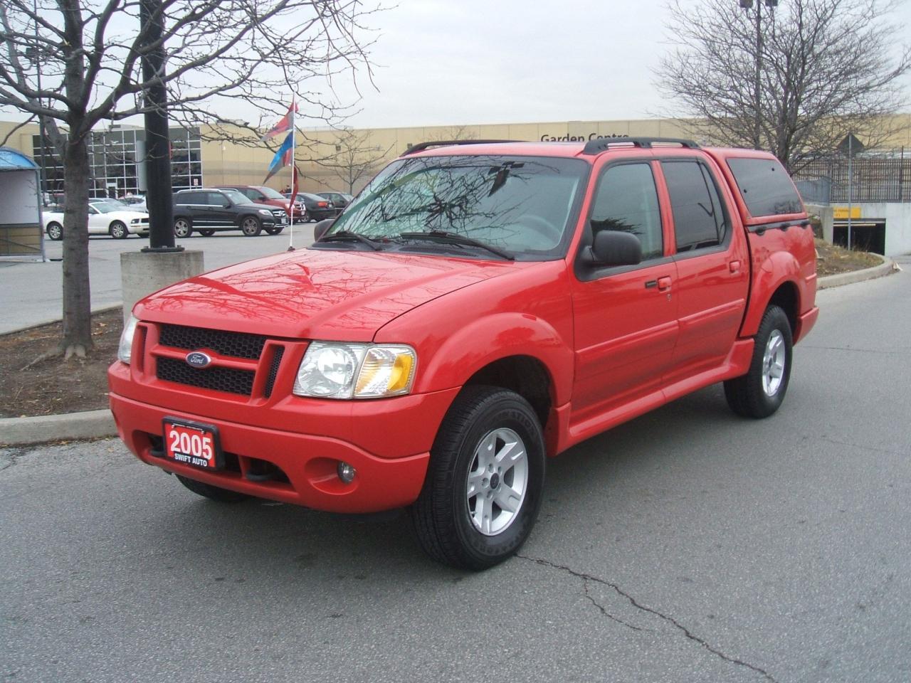 2005 Ford Explorer Sport Trac XLT 4X4