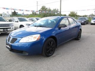 Used 2007 Pontiac G6 AUTO , AIR for sale in Newmarket, ON