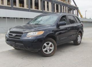 Used 2007 Hyundai Santa Fe GL 5Pass **FINANCING AVAILABLE** for sale in Mississauga, ON