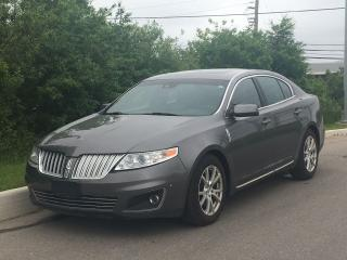 Used 2011 Lincoln MKZ for sale in Mississauga, ON