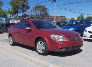 Used 2007 Pontiac G5 SE w/1SA for sale in Mississauga, ON